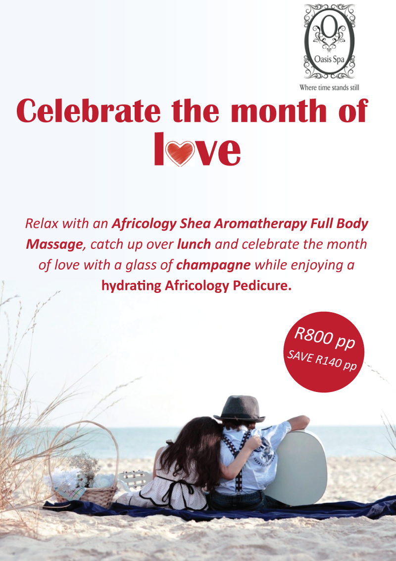 February Skin renewal 2016 promotion