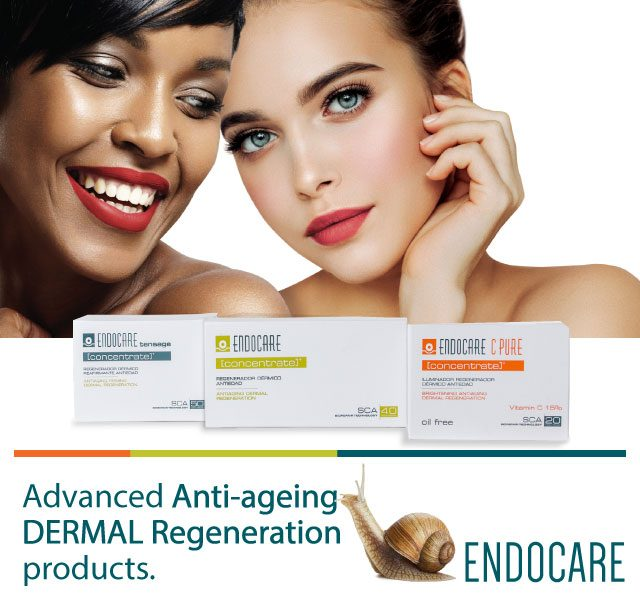 Endocare Product range from Genop