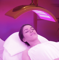 Skin Renewal PDT Photo Dynamic Therapy Meso Silkpeel Facial