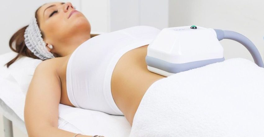 Cooltech Cryolipo fat freezing