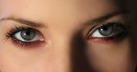 Different eye shape trends almond eye look botox and fillers